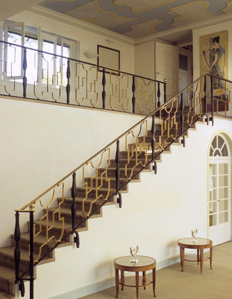 Le hall-séjour de l'Ange Volant