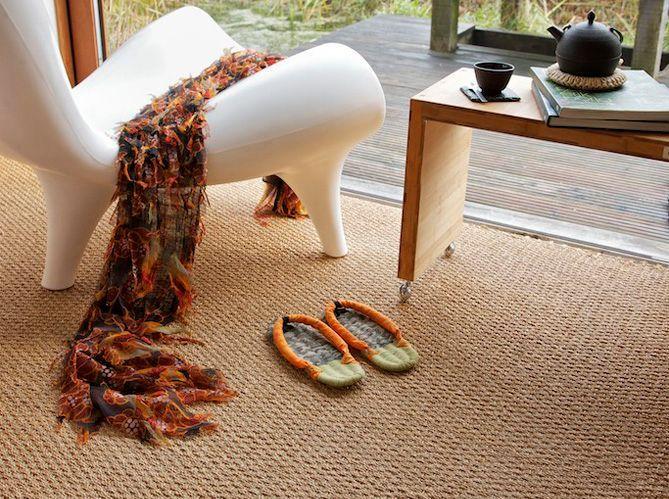 Les sols ont la fibre végétale - Elle Décoration