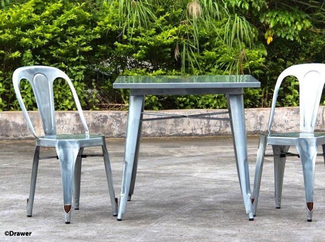 Le mobilier d'un jardin contemporain (image_2)