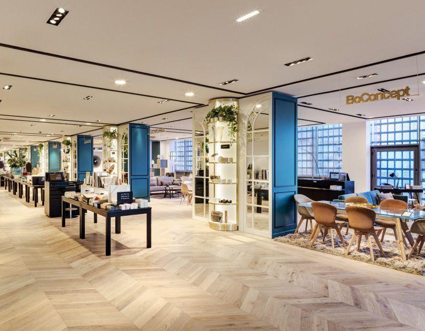 Top 5 des lieux branch s design s par sarah lavoine elle d coration - Maison de la hongrie paris ...