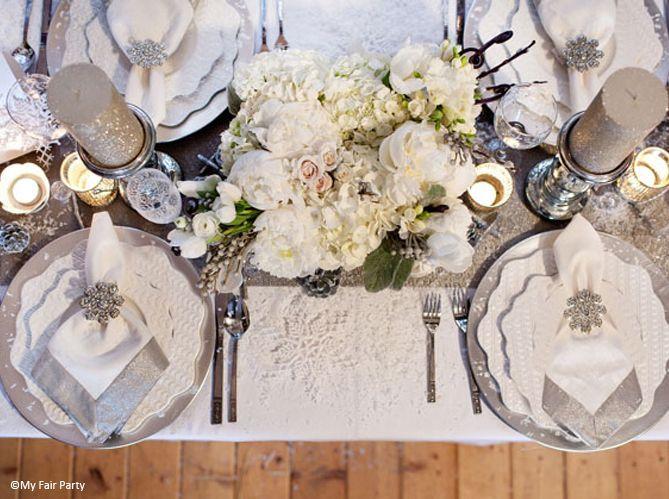 Mariage 7 Themes Originaux Pour Votre Deco Elle Decoration