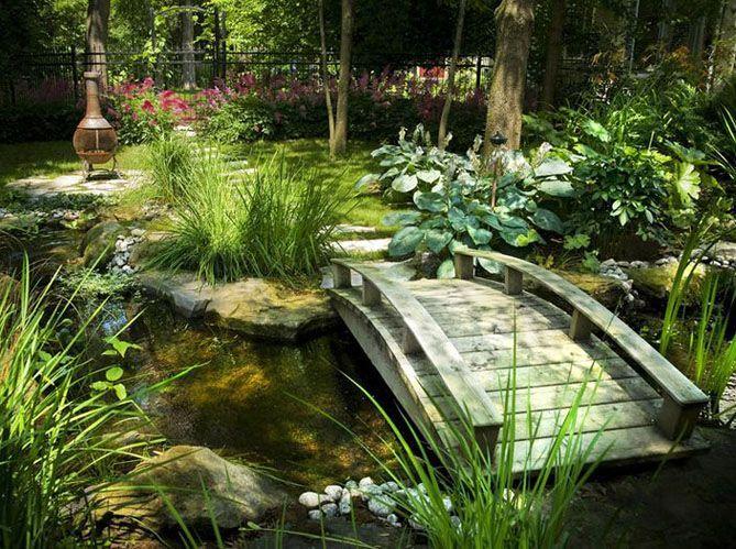 Les 5 secrets d\'un jardin japonais - Elle Décoration