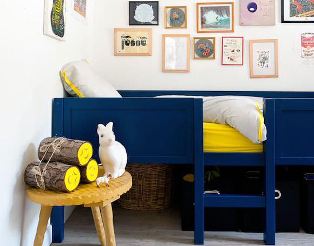 2 Couleurs Papier Peint Dans Une Chambre quelles couleurs choisir pour une chambre d'enfant? - elle