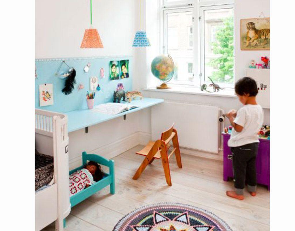 Couleur Apaisante Pour Bureau quelles couleurs choisir pour une chambre d'enfant? - elle