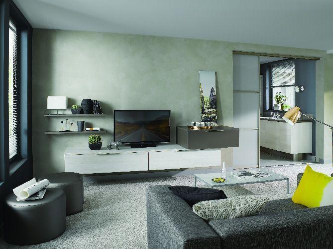 Aménager un salon moderne - Elle Décoration