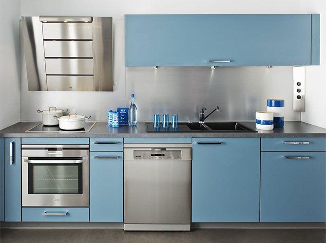 Les cuisines Darty vous en font voir de toutes les couleurs ...