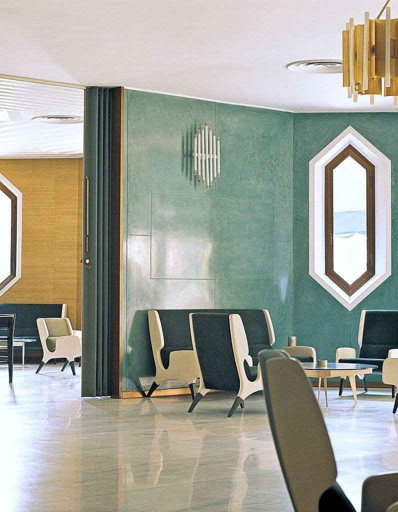 Les salons de l'hôtel Parco dei Principi