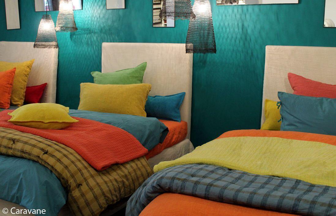 Lit superpos un dortoir pour votre enfant elle d coration for Site de linge de lit
