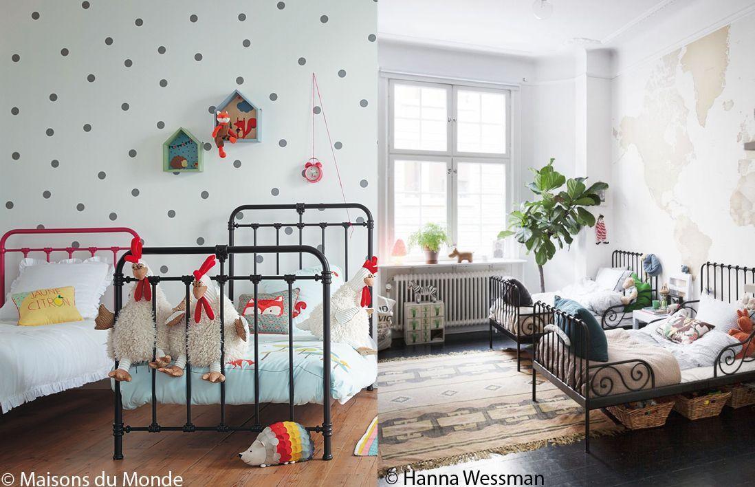 Lit superposé : un dortoir pour votre enfant - Elle Décoration