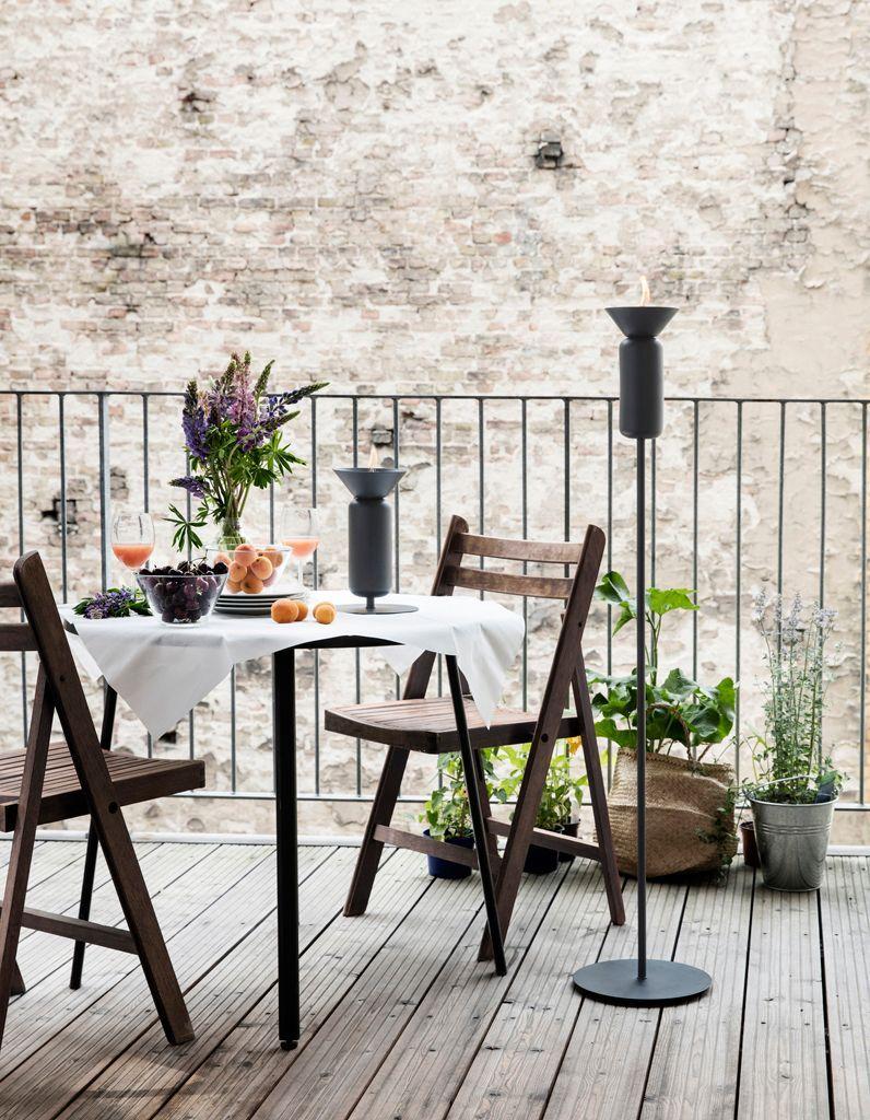 Deco Latte De Bois les 5 secrets d'une terrasse relookée à petit prix - elle