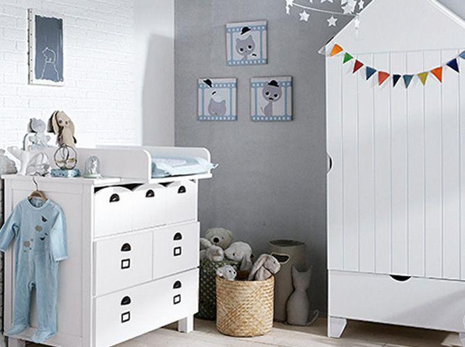 04d40e5bd91 Nos meilleurs conseils pour une chambre de bébé au top ! - Elle ...