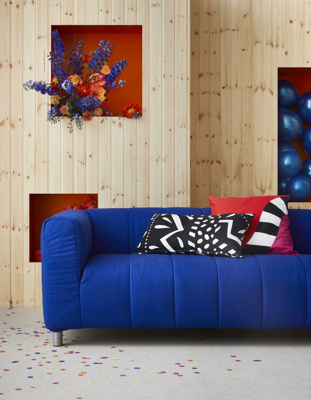 pour ses 75 ans ikea r dite ses pi ces mythiques et vous invite la f te elle d coration. Black Bedroom Furniture Sets. Home Design Ideas