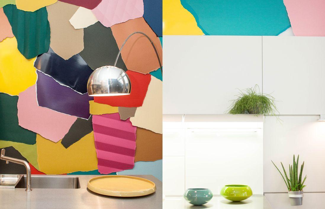 papier-peint-multicolore