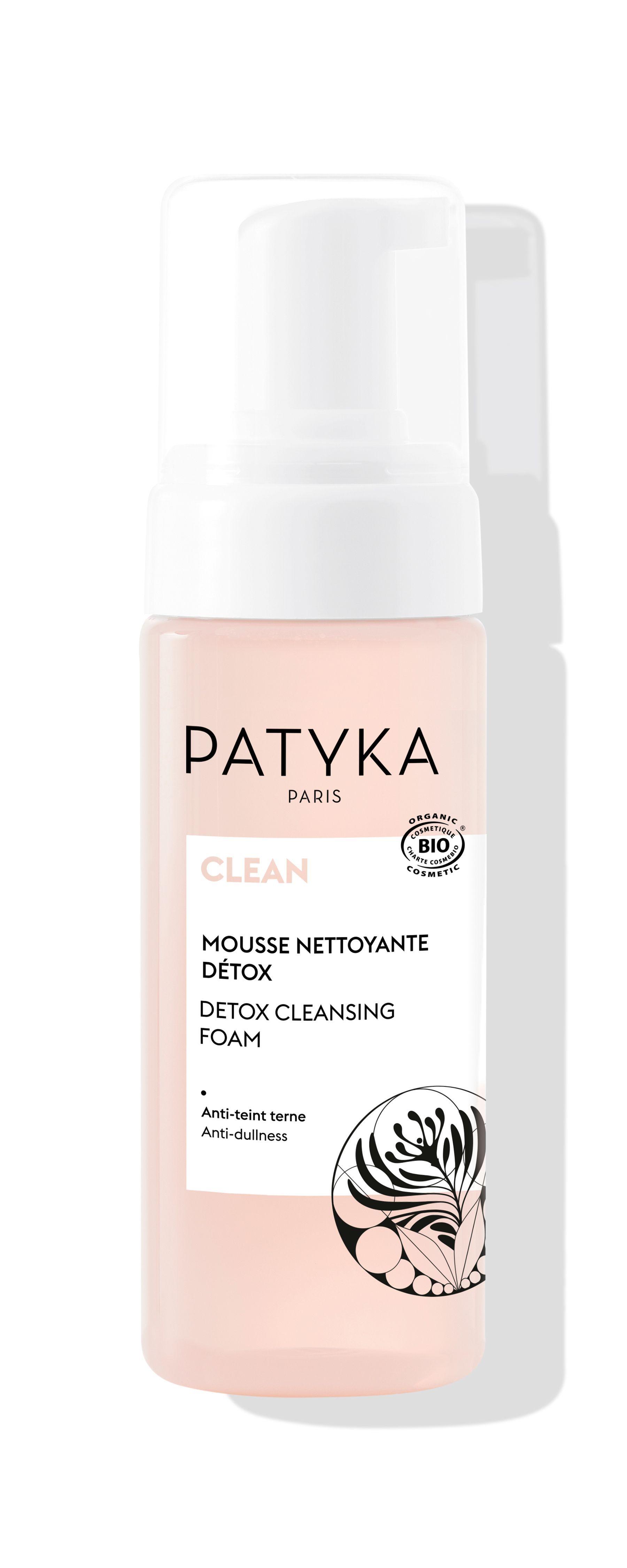 PATYKA - CLEAN - Mousse Nettoyante Détox