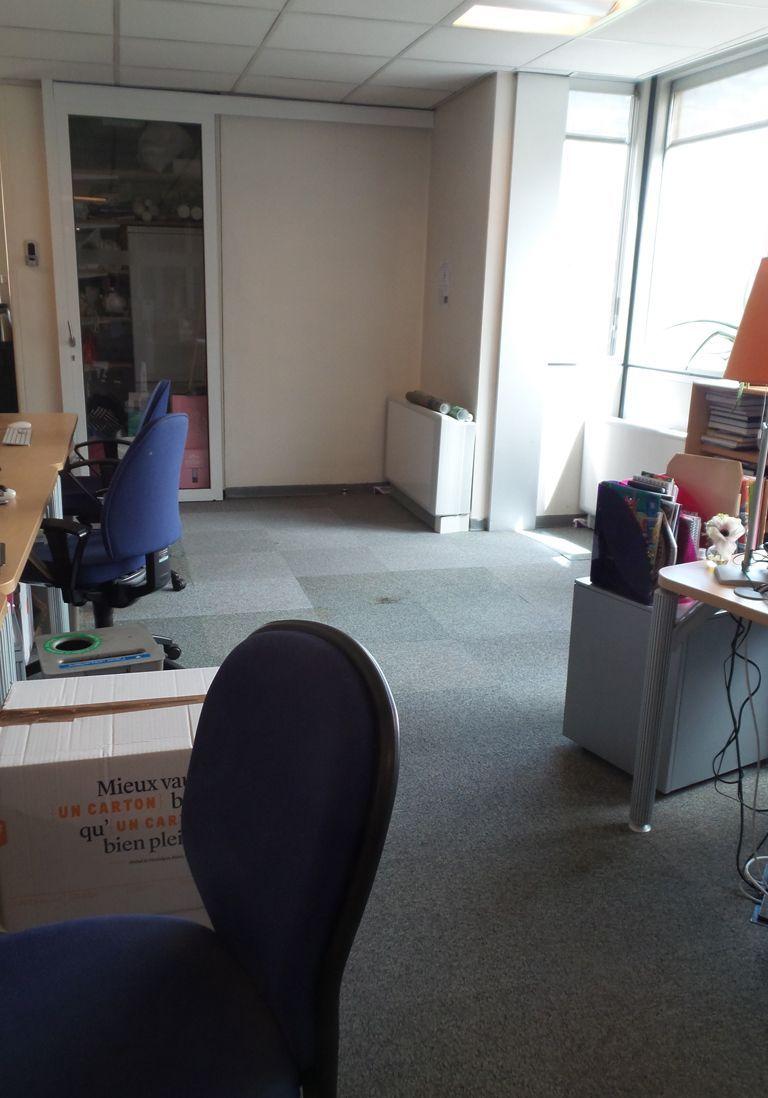 relooking bureau open space elle