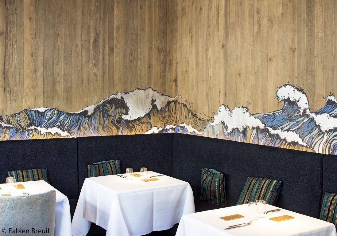 Restaurant Petrossian 16 - Fabien Breuil