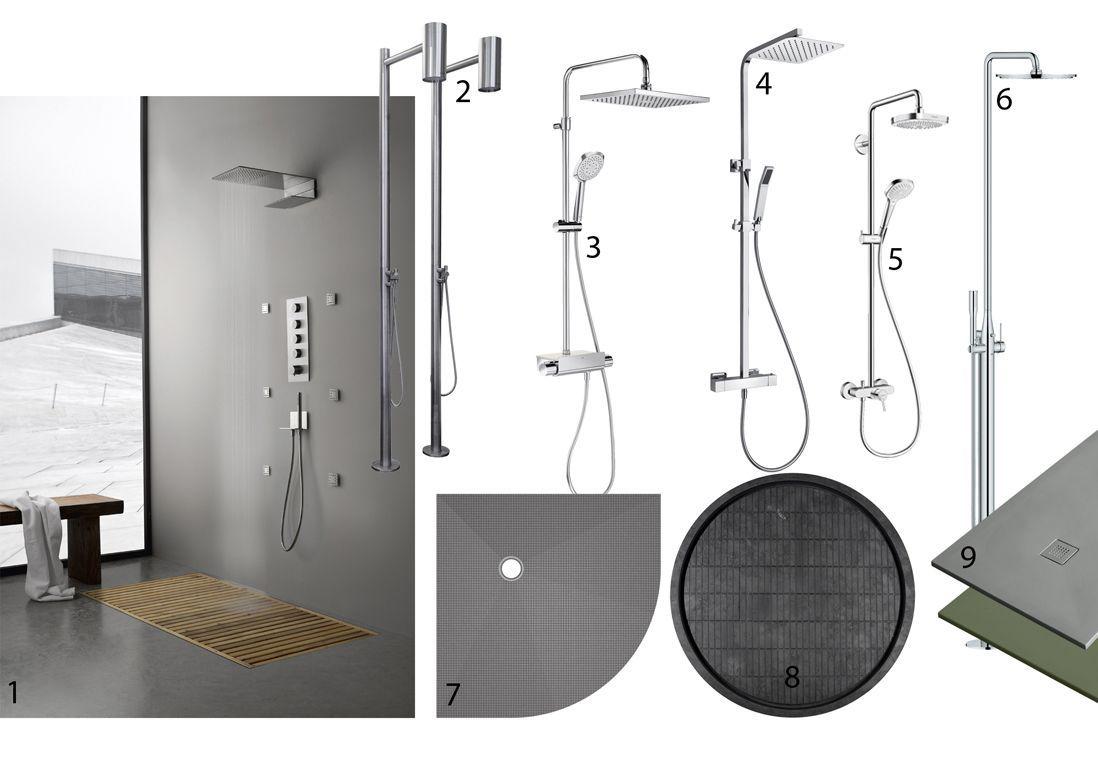 salle de bains high tech