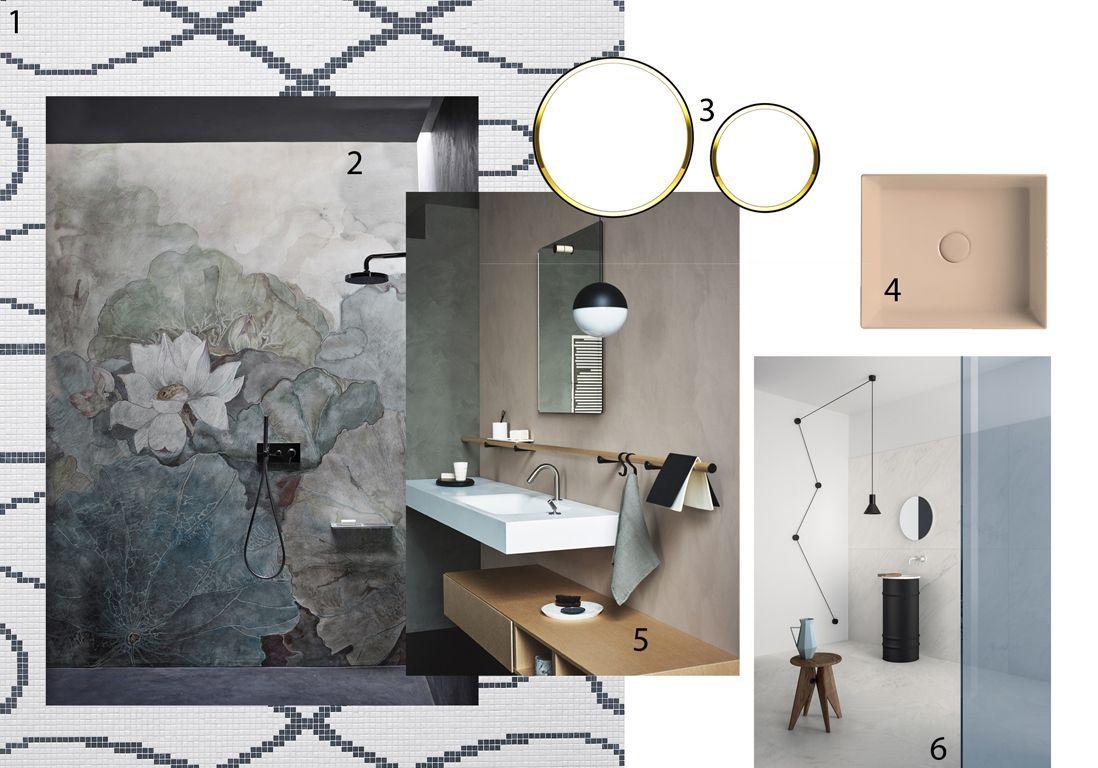 Tendance salle de bains : on la veut douce et minimaliste - Elle ...