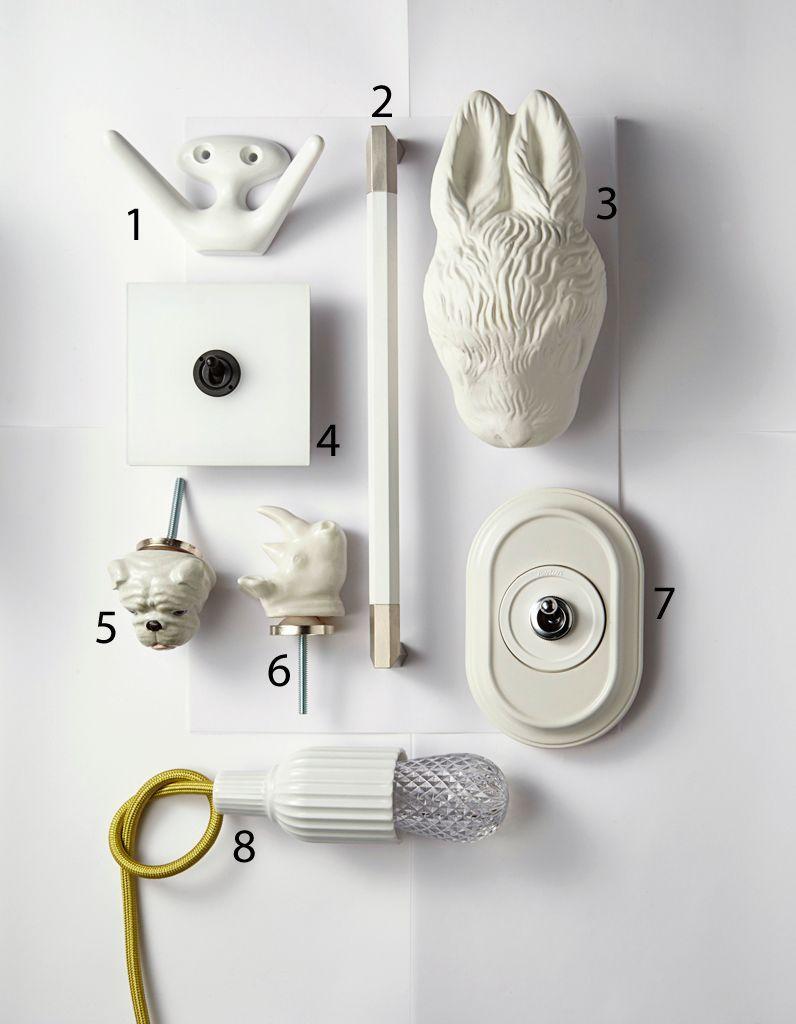 selection quincaillerie blanche