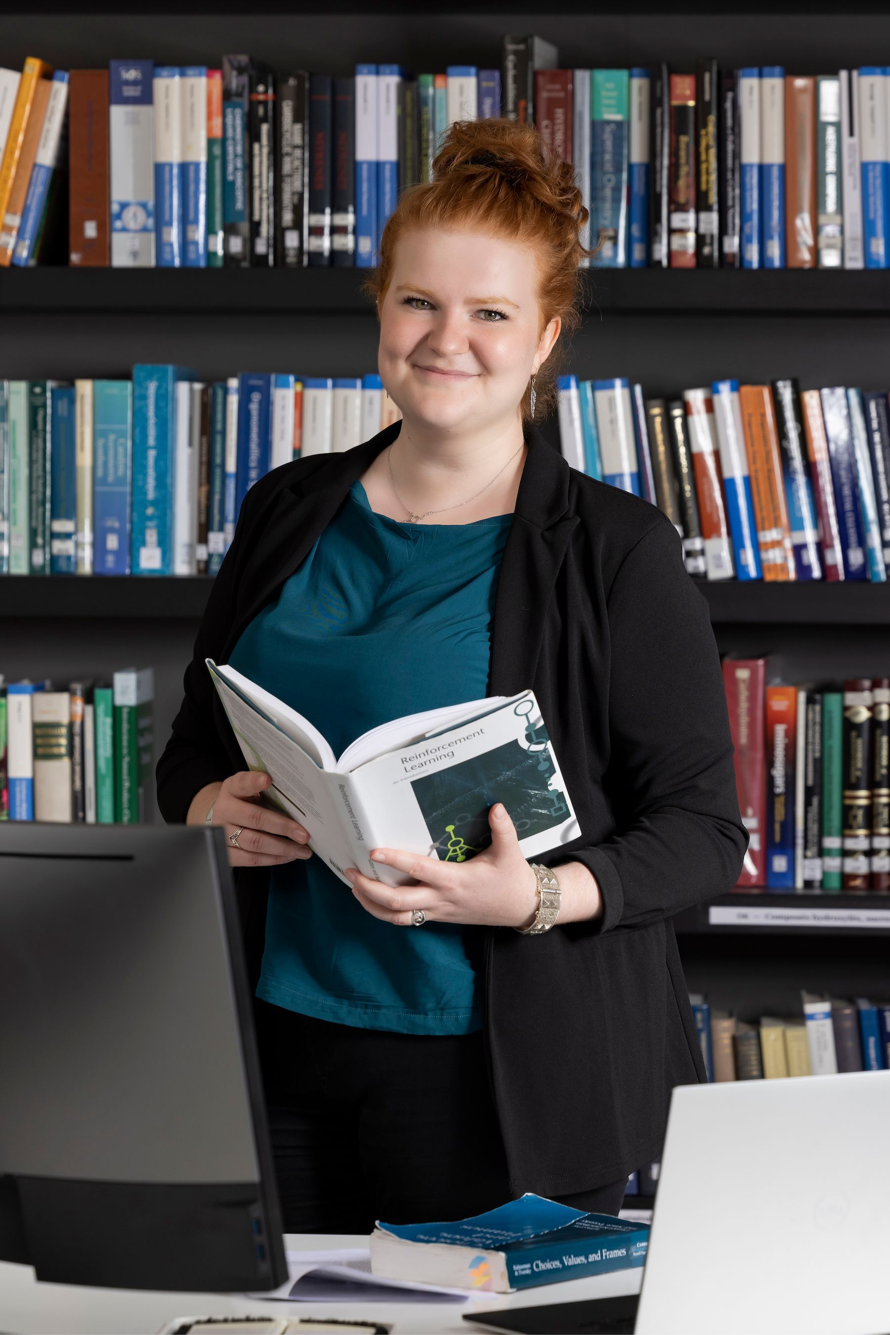Sophie Bavard, becaria postdoctoral