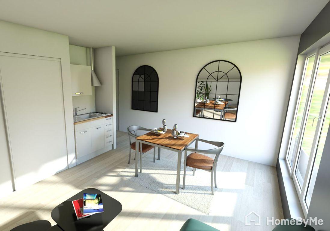plan de studio : 3 façons d'aménager un studio de 35 m² - elle