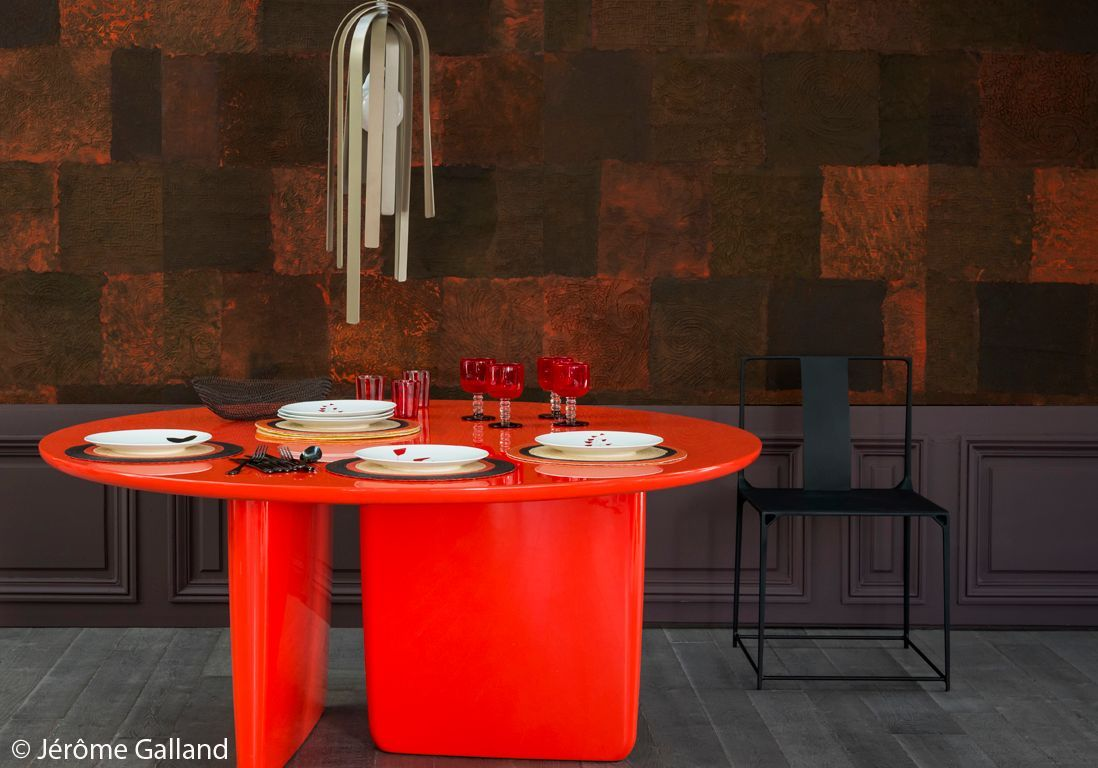 table-rouge-design