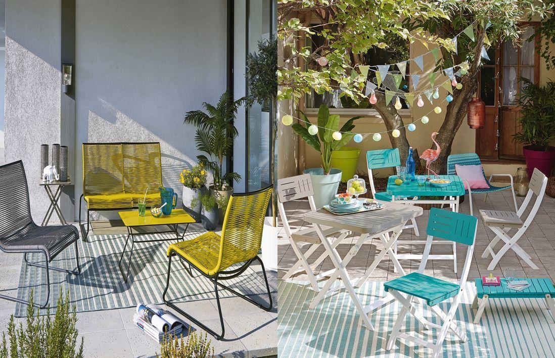 petit jardin nos astuces et conseils pour un petit jardin malin elle d coration. Black Bedroom Furniture Sets. Home Design Ideas