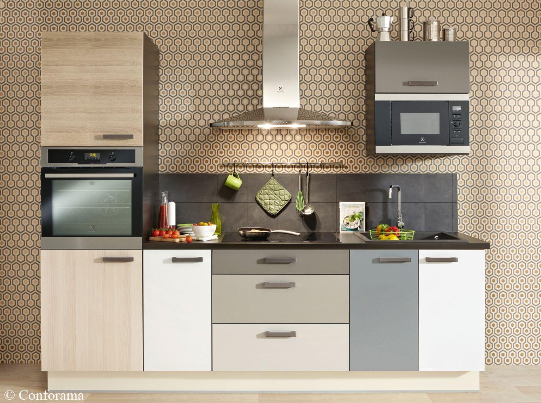 Papier Peint Pour Cuisine idées déco pour une cuisine chic et élégante - elle décoration