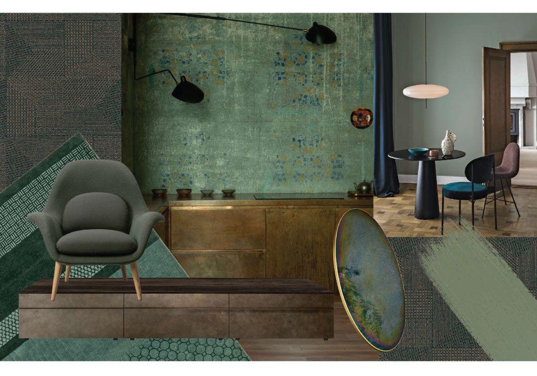les 6 tendances d co de la rentr e 2016 elle d coration. Black Bedroom Furniture Sets. Home Design Ideas