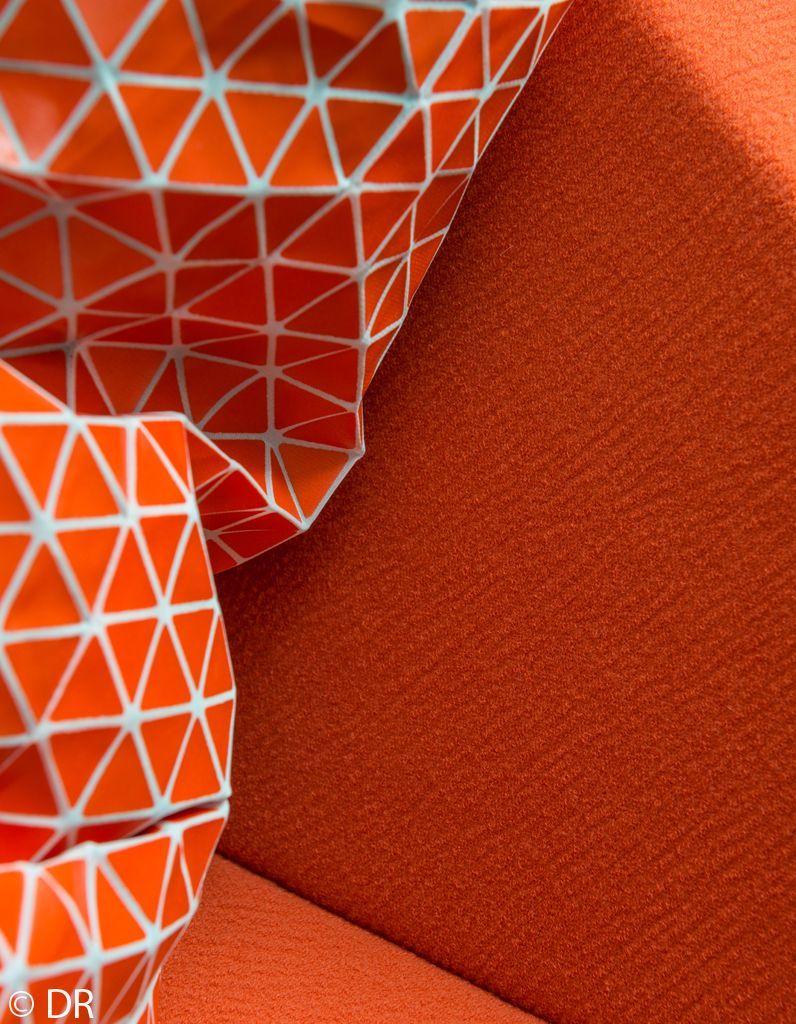 tissu-orange-pierre-frey