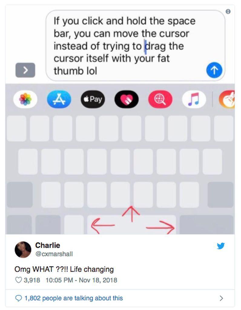 tweet charlie