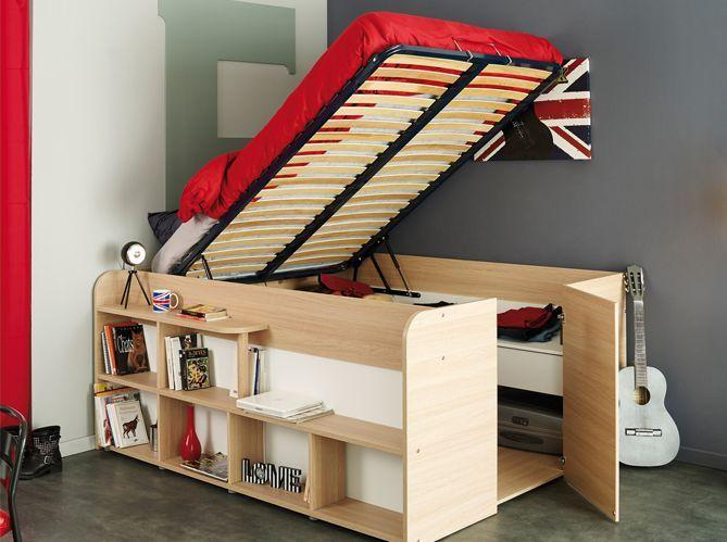 Un espace de rangement sous le lit (image_3)