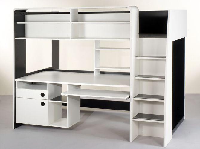 Un lit mezzanine astucieux, plein de rangements (image_2)