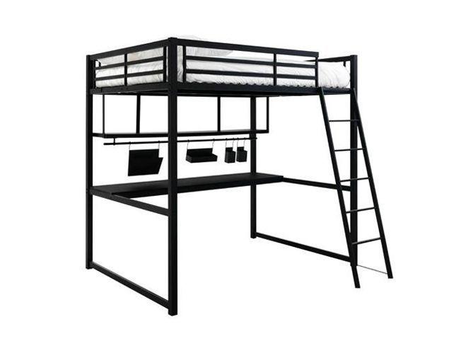 Un lit mezzanine pour ado (image_2)