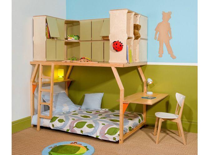 Un lit mezzanine pour enfant (6 ans et plus) (image_5)