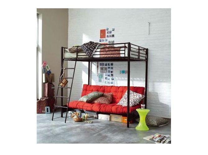Un lit mezzanine pour un studio (image_5)