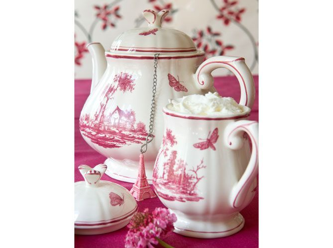 Un tea time rose et fleuri, très british (image_4)