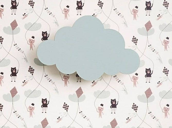 Une chambre d'enfant bleue ciel (image_5)