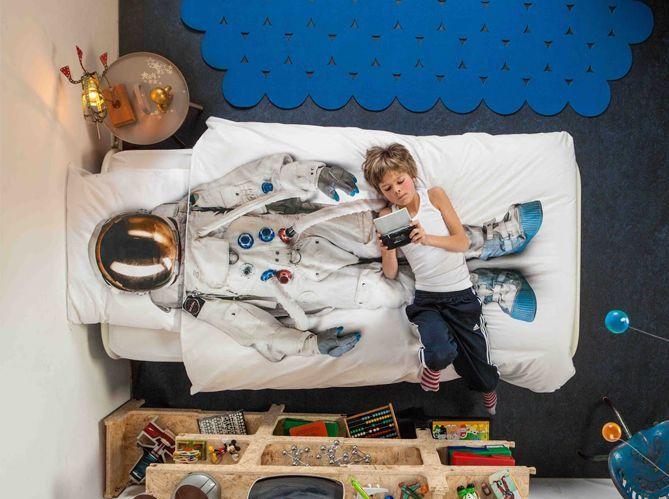Une chambre d'enfants pour les amoureux de l'espace (image_2)