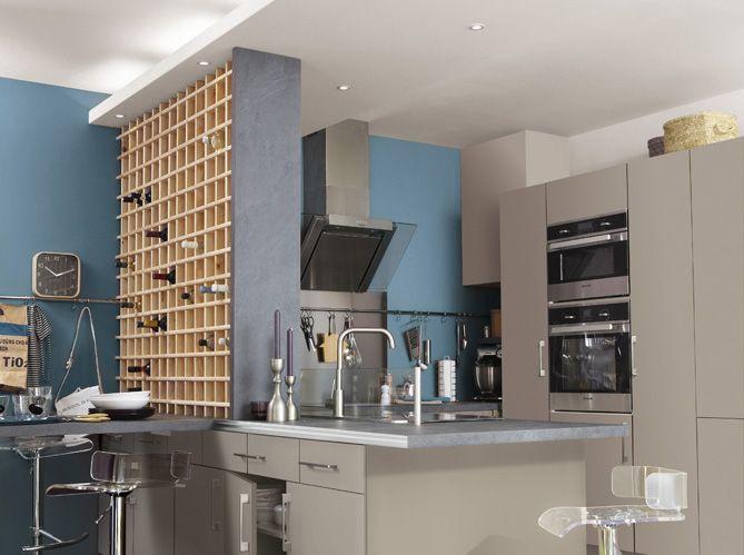Une cloison pour isoler l'espace cuisine (image_2)
