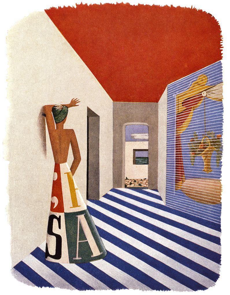 Une illustration pour Una piccola casa ideale