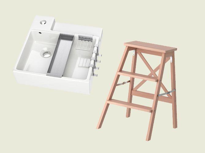 Une petite salle de bains carrée (image_3)