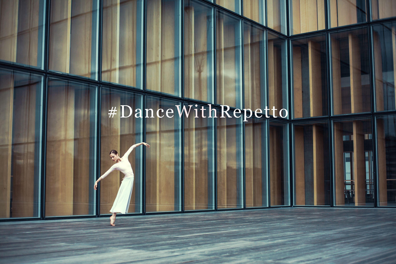 v1 #DanceWithRepetto