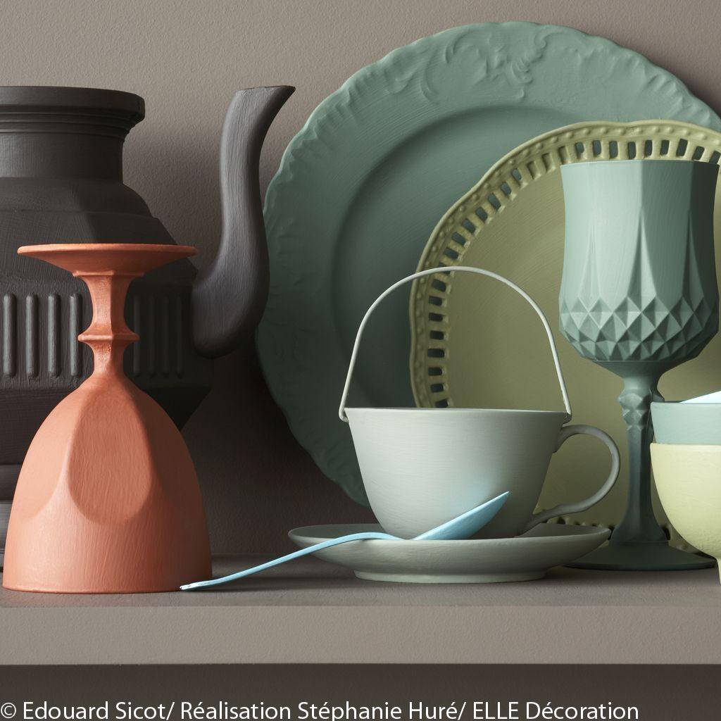 vaisselle-coloree