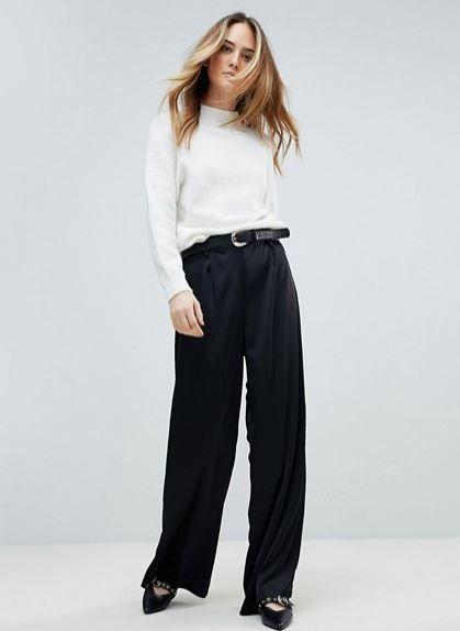 Vero-Moda-Tall-Pantalon-large-luxueux