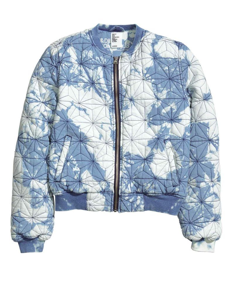 veste-matelassée