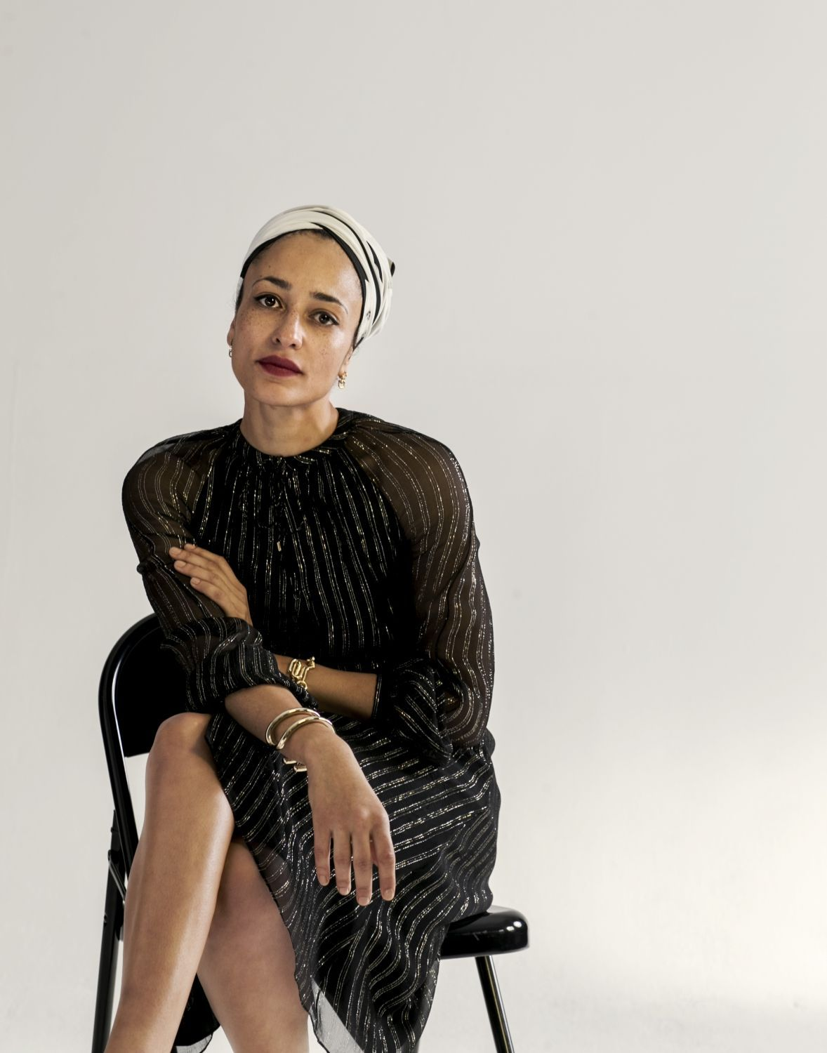ZADIE SMITH, Phill Taylor for MATCHESFASHION.COM