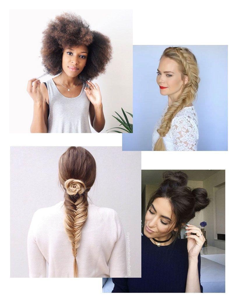 Coiffure Instagram  les meilleurs comptes Instagram de coiffure - Elle
