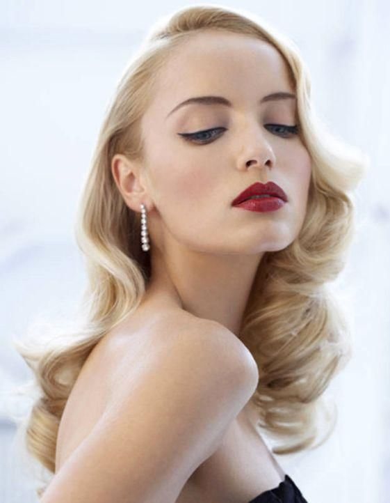 Coiffure vintage  nos plus belles inspirations pour un look glamour