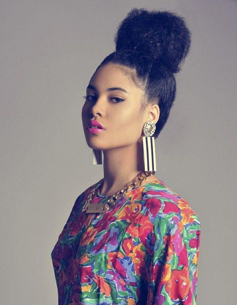 coupe afro 40 coiffures afro dont on est fan elle. Black Bedroom Furniture Sets. Home Design Ideas